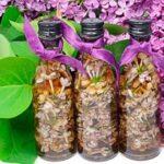 Настойка сирени на водке: применение от варикоза для лечения сосудов и вен