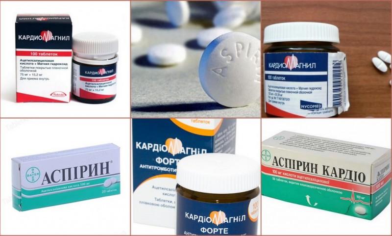 Разжижение крови таблетками и лекарствами без аспирина