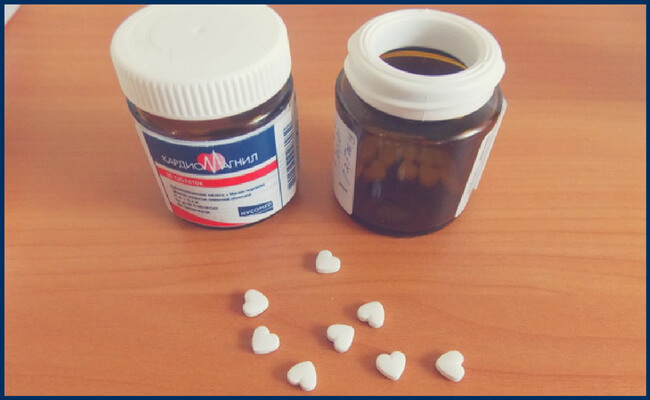 Помогает ли кардиомагнил при варикозе